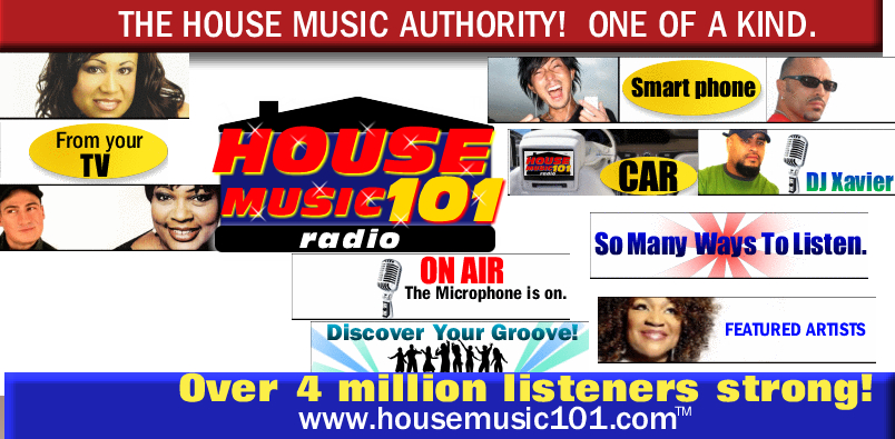 HOUSE MUSIC 101 - The House Music Authority